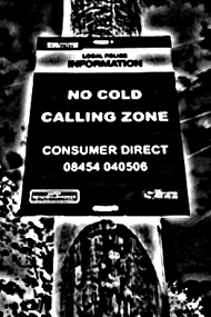 No Cold Calling