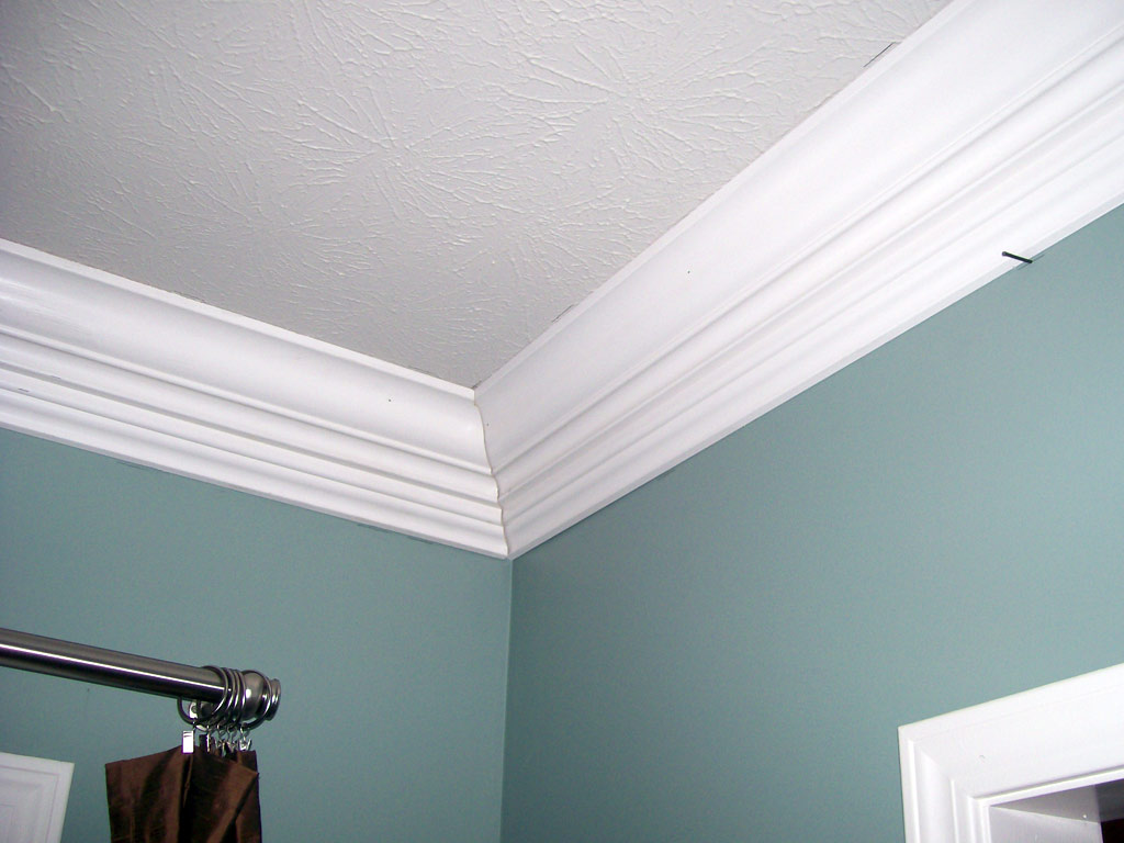 How Does No-Miter Crown Molding Work?
