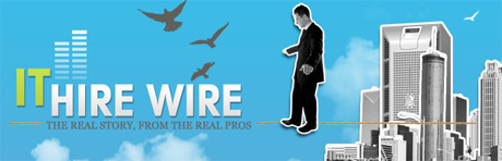 IT Hire Wire Banner